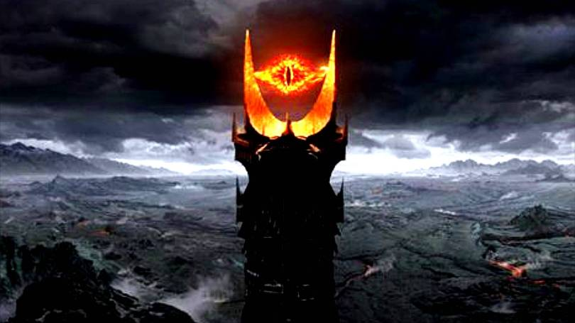 sauron tower