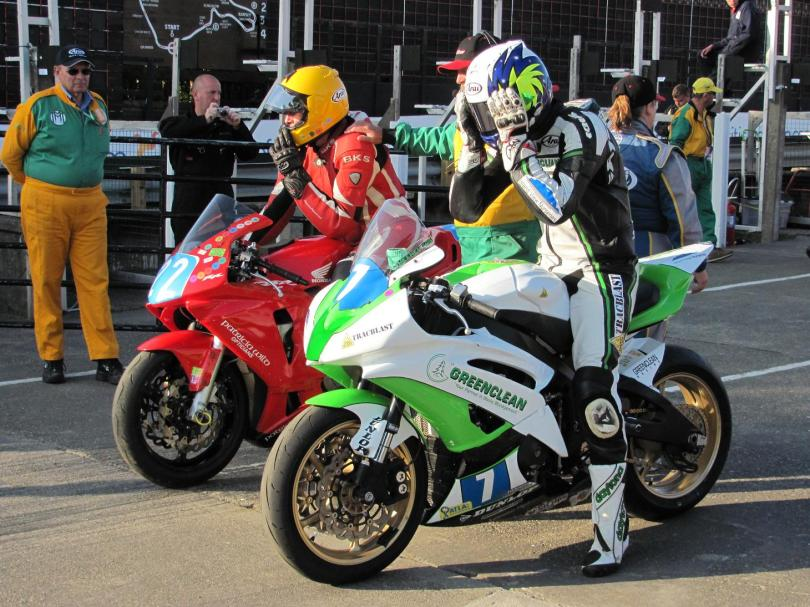 TT racers