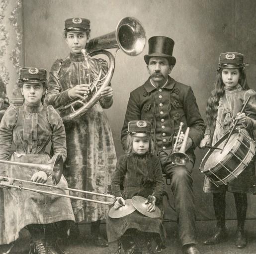 Victorian musicians